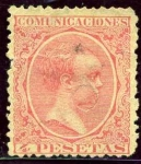 Stamps Europe - Spain -  Alfonso XIII