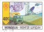 Stamps Mongolia -  TRANSPORTE Y COMUNICACIONES
