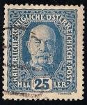 Sellos de Europa - Austria -  Franz Josef.