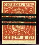 Stamps Europe - Spain -  Escudo fondo de color