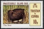 Stamps United Kingdom -  Reino Unido -  Islas Gough e Inaccesible
