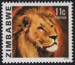 Sellos del Mundo : Africa : Zimbabwe : Zimbabwe - Parque Nacional de Mana Pools y áreas de safari de Sapi y de Chewore