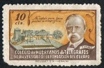 Stamps : Europe : Spain :  COLEGIO DE HUERFANOS DE TELEGRAFOS