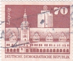 Stamps : Europe : Germany :  LEIPZIG