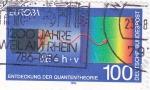 Sellos de Europa - Alemania -  DESCUBRIMIENTO DE LA TEORÍA CUANTICA