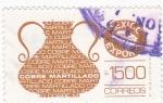 Stamps : America : Mexico :  MEXICO EXPORTA- COBRE MARTILLADO