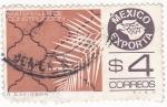 Stamps Mexico -  MEXICO EXPORTA- MATERIALES DE CONSTRUCCIÓN