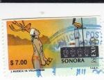 Sellos de America - México -  SONORA