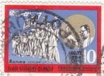 Stamps Sri Lanka -  MANIFESTACIÓN
