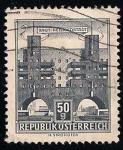 Sellos de Europa - Austria -  Heiligenstadt, Vienna.