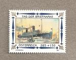 Stamps Austria -  Día del Sello