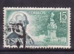 Stamps Europe - Spain -  ventura rodriguez