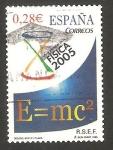 Stamps Spain -  4163 - Año mundial de la física