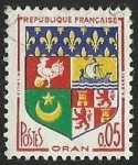 Stamps : Europe : France :  ESCUDOS PROVINCIAS  - ORAN