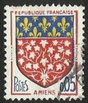 Stamps : Europe : France :  ESCUDOS PROVINCIAS  - AMIENS