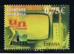 Stamps Spain -  España  Televisión.