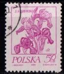 Sellos del Mundo : Europa : Polonia : 2136-Flores