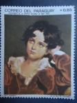 Stamps Paraguay -  Pintores:Sir Thomas Lawrence (17659-1830)-Centenario de la Epopey Nacional 1864-1870.