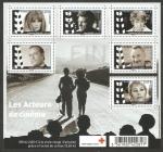 Sellos del Mundo : Europa : Francia : Actores de Cine