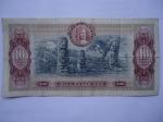 monedas del Mundo : America : Colombia :  Banco de la República.Diez Mil Pesos-Parque Arqueológico de San Agustín.(reverso)