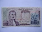 monedas de America - Colombia -  Banco de la República-Diez Mil Pesos-El Precursor de la Independencia:Antonio Nariño y el Condor de