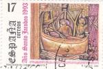 Sellos de Europa - España -  Año Santo Jacobeo-1993 (Y)