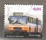 Sellos de Europa - Portugal -  Autobús articulado (190)