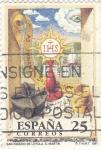 Sellos de Europa - España -  San Ignacio de Loyola  (Y)