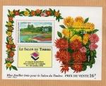 Stamps : Europe : France :  Scott 2444. Salón del sello.