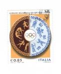 Sellos del Mundo : Europa : Italia : Juegos olimpicos Rechino 2008