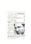 Sellos del Mundo : Europa : Italia : Cesare Pavese
