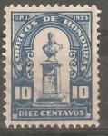 Stamps Honduras -  BUSTO  DE  DIONISIO  DE  HERRERA