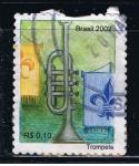 Sellos del Mundo : America : Brasil : Trompete