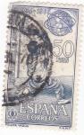 Sellos de Europa - España -  Pelota Vasca    (Y)