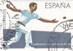 Stamps Spain -  X Campeonato del mundo de Pelota Vasca  (Y)