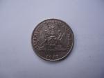 monedas de America - Trinidad y Tobago -  Rep.of trinidad and Tobago-Escudo de Armas (rev.)