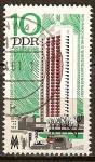 Sellos de Europa - Alemania -  Leipzig Feria de Primavera 1976-DDR.