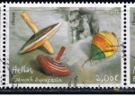 Sellos de Europa - Grecia -  Juguetes