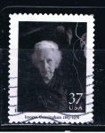 Stamps United States -  Imogen Cunninghan  1883-1976