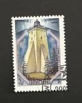 Stamps Russia -  Faro