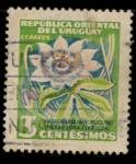 Stamps Uruguay -  pasionaria