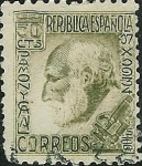 Stamps : Europe : Spain :  Santiago Ramón y Cajal