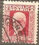 Stamps Spain -  PABLO IGLESIAS