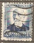 Stamps : Europe : Spain :  NICOLAS SALMERON