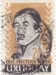 Sellos de America - Uruguay -  General Fructuoso