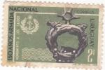 Sellos de America - Uruguay -  150 Años Armada Nacional