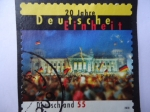 Sellos de Europa - Alemania -  2000 Jahre Deutsche Einheit- Fiesta Nal. de Alemania,3 de Oct.