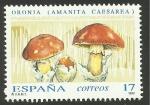 Sellos de Europa - España -  Setas