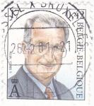 Stamps Belgium -  Rey Alberto II