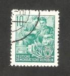 Stamps Germany -  121 - Consejos del especialista
